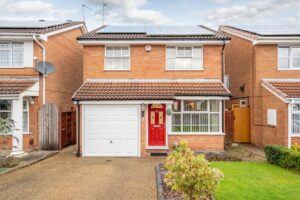 Woodham Close, Rubery, Birmingham