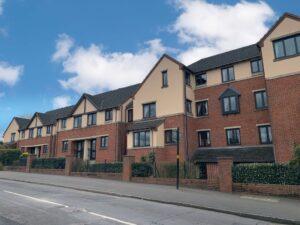 Beeches Court, 1 Ashill Road, Rednal